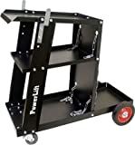 PowerLift WC4320 Welding Cart, 4 x 30 in.