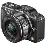 Panasonic DMC-GF5XEB-K Lumix G Compact System Camera with Interchangeable Lens - Black
