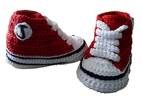 patucos-bebe-converse-hecho-a-mano-100-algodon-0-3-meses-rojo