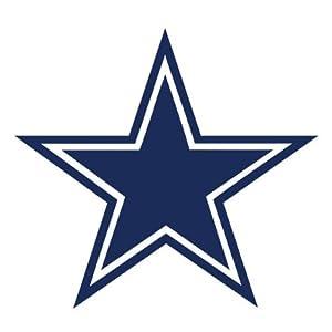 FATHEAD SPORTS WALL POPS - NFL LARGE TEAM LOGO - Dallas Cowboys
