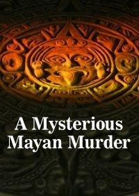 Un Misterioso Mayan murder omicidio gioco mistero per 6