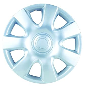 "Drive Accessories KT-944-15S/L, Toyota Camry, 15"" Silver Replica Wheel Cover, (Set of 4)"