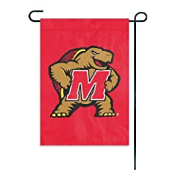 Buy Maryland Terrapins Garden Mini Flags from Party Animal by Party Animal