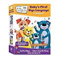 Baby Einstein: Baby's First Sign Language DVD Set (My First Signs / Baby's Favorite Places / Baby Wordsworth)