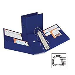 AVE07900 - Avery Durable Slant Ring Reference Binder