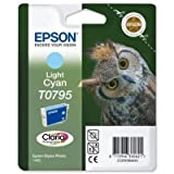 :Epson, Stylus Photo 1400 Lgt Cyan Ink Cart * BOX OF 2 *