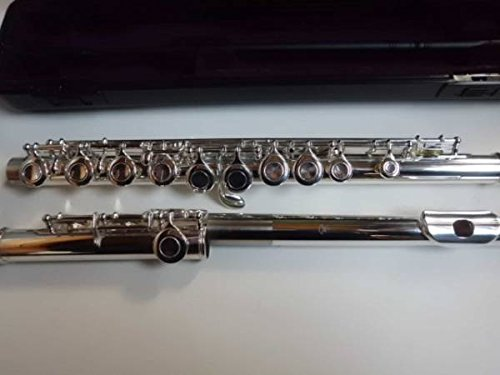 Yamaha yfl 221 student flute silver plated arts for Yamaha yfl 221 student flute