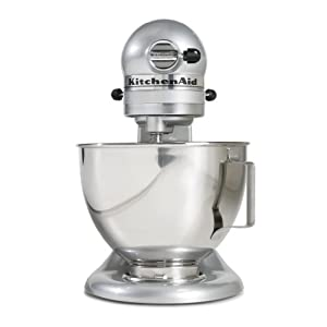 Cheap Kitchenaid Ksm120mc Custom Stand Mixer Metallic