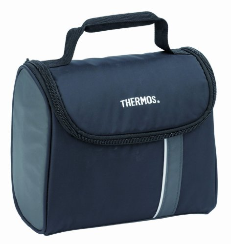 Thermos Cool Fresh Bowling Bag Lunch Kit, Black