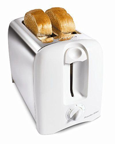 New Shop Hamilton Beach 22609Y <B>22609Y- Proctor Silex 2-Slice Toaster Over 10 Years Of Exceptional Service