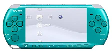 PlayStation Portable - PSP Konsole Slim & Lite 3004, türkis