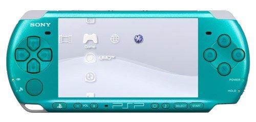 PlayStation Portable - PSP Konsole Slim & Lite 3004, türkis