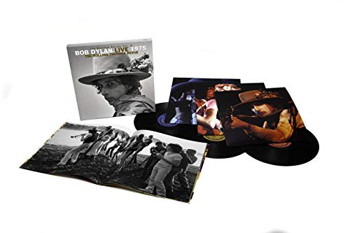 Vinilo : BOB DYLAN - Rolling Thunder Revue: The 1975 Live Recordings (3 Discos)