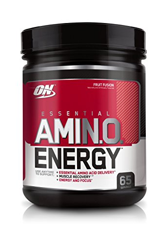 Optimum Nutrition Amino Energy, Fruit Fusion, 65 Servings