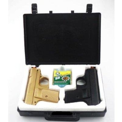 Double Eagle Twin P328 Spring Pocket Pistols Airsoft Guns