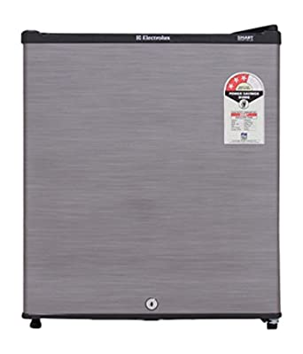 Electrolux EC060PSH Direct-cool Single-door Refrigerator (47 Ltrs, 2 Star Rating, Silver Hairline )