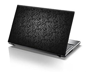 """15,6"""" Autocollants pour ordinateur portable paisley design"""