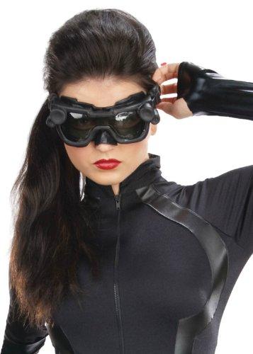 Catwoman Goggles Costume Accessory