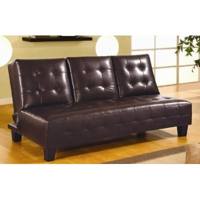 Sofa Beds Armless Convertible Sofa Bed With Drop Down