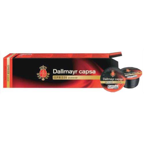 Order Dallmayr capsa Espresso Classico, 10 Capsules by Alois Dallmayr