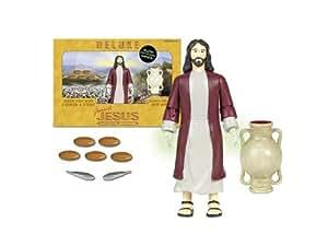 Jesus Action Figure Deluxe