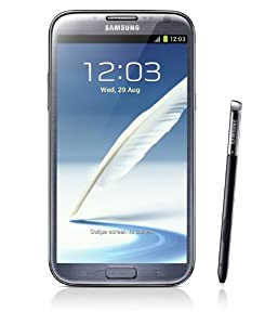 Samsung Galaxy Note II, GT-N7100, Grigio Titanio - Italia