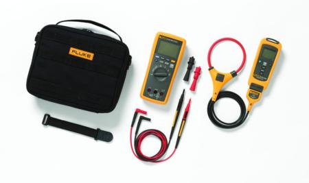 Cnx I3000 Iflex Wireless Ac Current Clamp And Dmm Kit With Double Sided Foam Tape