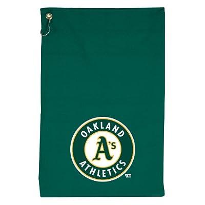 MLB Oakland Athletics Colored Sports Towel
