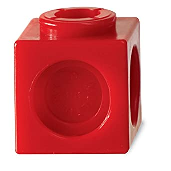ETA hand2mind, Multilink Cubes, Set of 300, (40643)