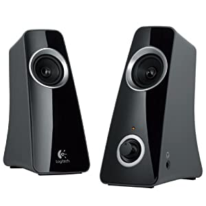Logitech Compact Speaker System Z320 for Notebooks