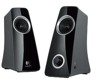 Logitech Compact Speaker System Z320 for Notebooks
