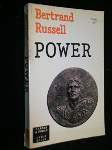 Power: A new social analysis (Unwin books) (Bertrand Russell Power compare prices)