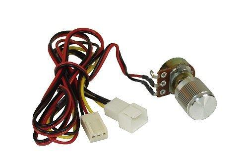 Pannello Solare Per Ventola Pc : Inline depotenziometro da pannello per il controllo e la