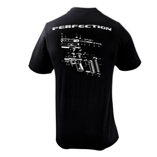 Read About Glock Men's Breakdown T-Shirt