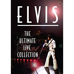 Elvis The Ultimate Live Collection