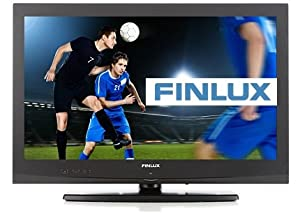 Finlux 32F502 32 Inch LCD TV, Full HD 1080p with Built-in Freeview, PVR & USB Playback (New for 2013)