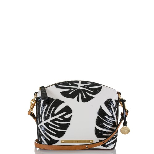 Mini Duxbury Crossbody<br>Monaco White