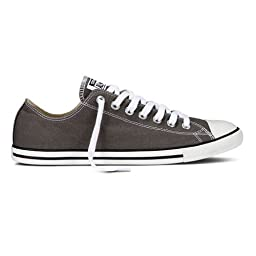 Converse Chuck Taylor All Stars Lean OX Shoes Charcoal