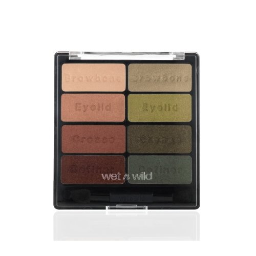 ウェットアンドワイルド Color Icon Eyeshadow Collection Comfort Zone