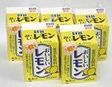 針谷乳業  おいしいレモン  200mlx30 (要冷蔵)