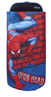 World Apart 406spd01e Spiderman Junior Aufblasbares Reisebett bei aufblasbar.de