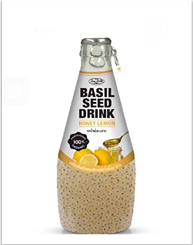 Basil Seed Drink Honey Lemon (Fettuccini Cutter compare prices)