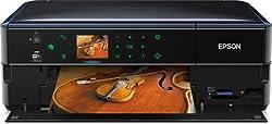 Epson Stylus PX730WD Multifunktionsgerät  (WiFi, Ethernet, Drucker, Scanner, Kopierer, Duplex) schwarz ab 129,- Euro inkl. Versand