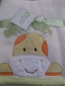 Baby Gear Giraffe Soft Plush Blanket