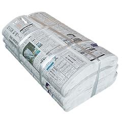 新聞紙 (新古・未使用) 1束(15kg) 【引越・荷造の包装材・緩衝材として】