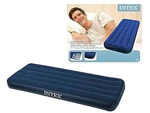 Intex 68950 - Colchón flocado 193x76x22cm   Comentarios y más información