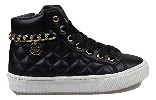 LIU JO GIRL SNEAKERS DONNA ALTA [UM22524] - 32, NERO