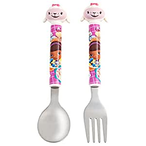 Disney Doc McStuffins Flatware Set