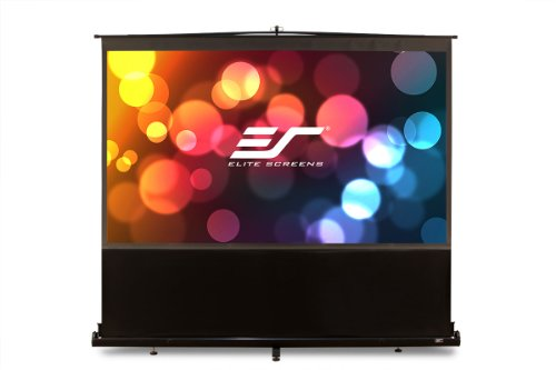 "Elite Screens F120Nwh Ezcinema Series Portable Projection Screen (120"" Diag. 16:9 59.1""Hx105""W)"