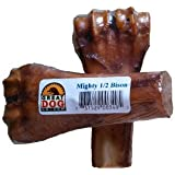 Great Dog Mighty 1/2 Bison Bone (Sourced & Made in USA)
